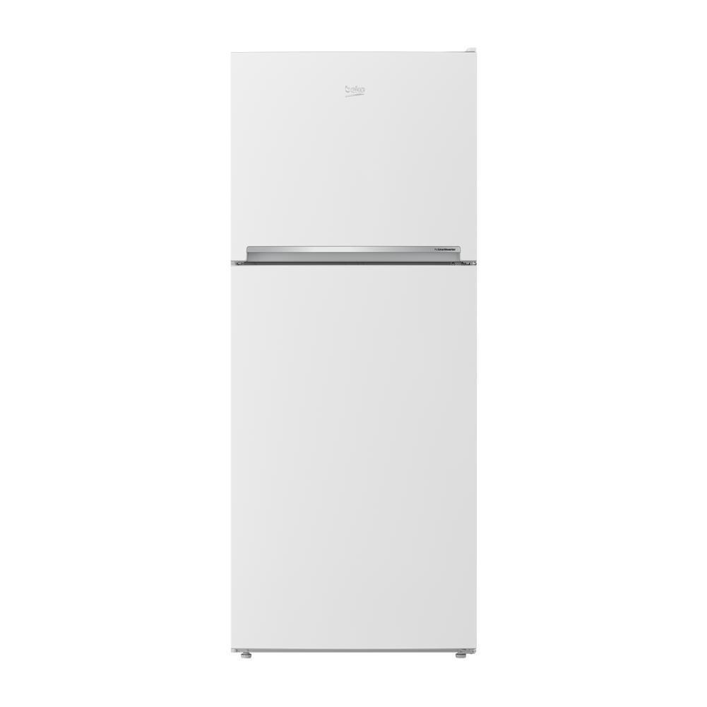 Beko BTM425W 424L Top Mount Fridge
