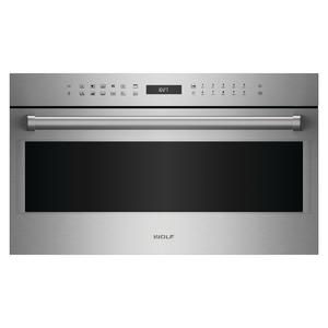 WOLF 45cm E Series Compact Professional Speed Oven ICBSPO30PESPH