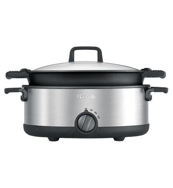 Breville BSC500BSS the Flavour Maker 5L Slow Cooker
