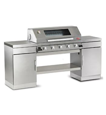 Beefeater BD79650 Discovery 1100S 5 Burner Outdoor Kitchen LPG BBQ