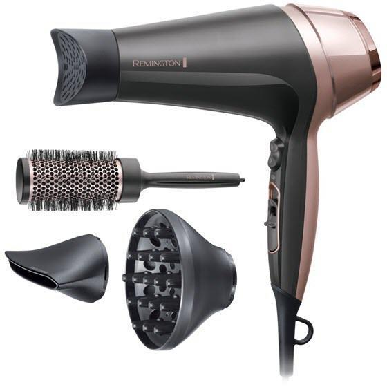 Remington Curl & Straight Confidence Hair Dryer