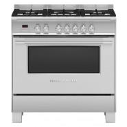 Fisher & Paykel – OR90SCG4X1 – 90cm Freestanding Dual Fuel Cooker