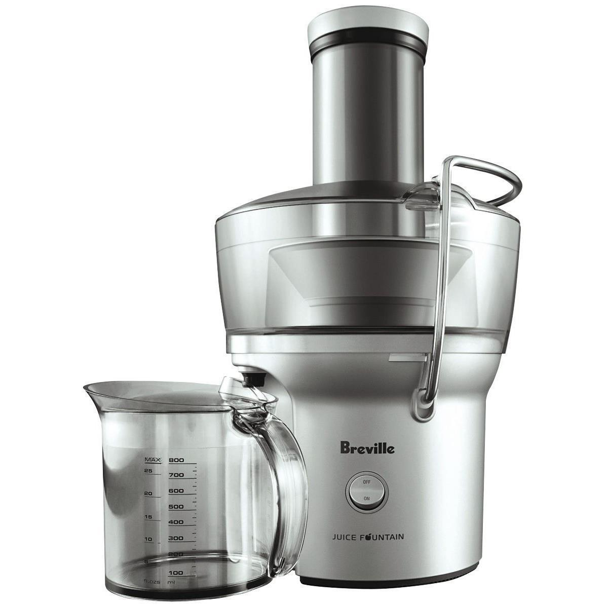 Breville the Juice Fountain Compact Juicer
