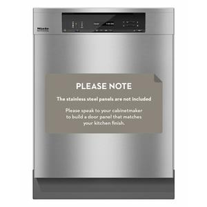 Miele Semi-Integrated Dishwasher PG8132SCIXXL