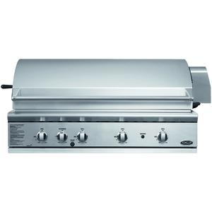 DCS Professional Grill Built-In BBQ BGB48-BQAR-L