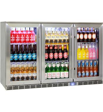 Rhino 330L Outdoor Beverage Centre GSP3H-SS