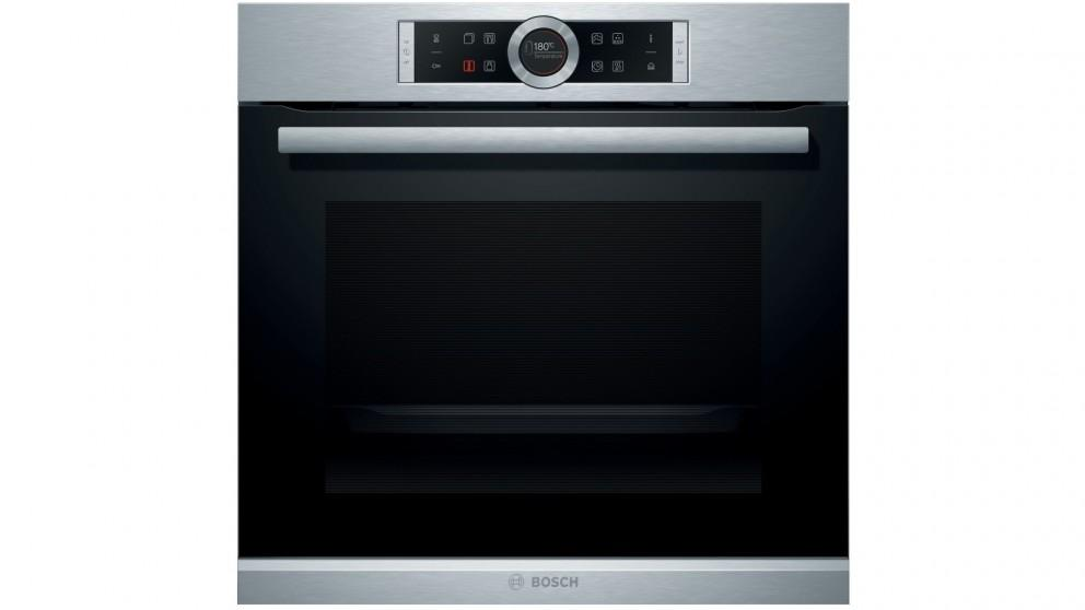 Bosch Series 8 Pyrolytic Oven with Added Steam