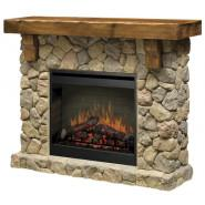 Dimplex – Fieldstone – Electric Flame Heater