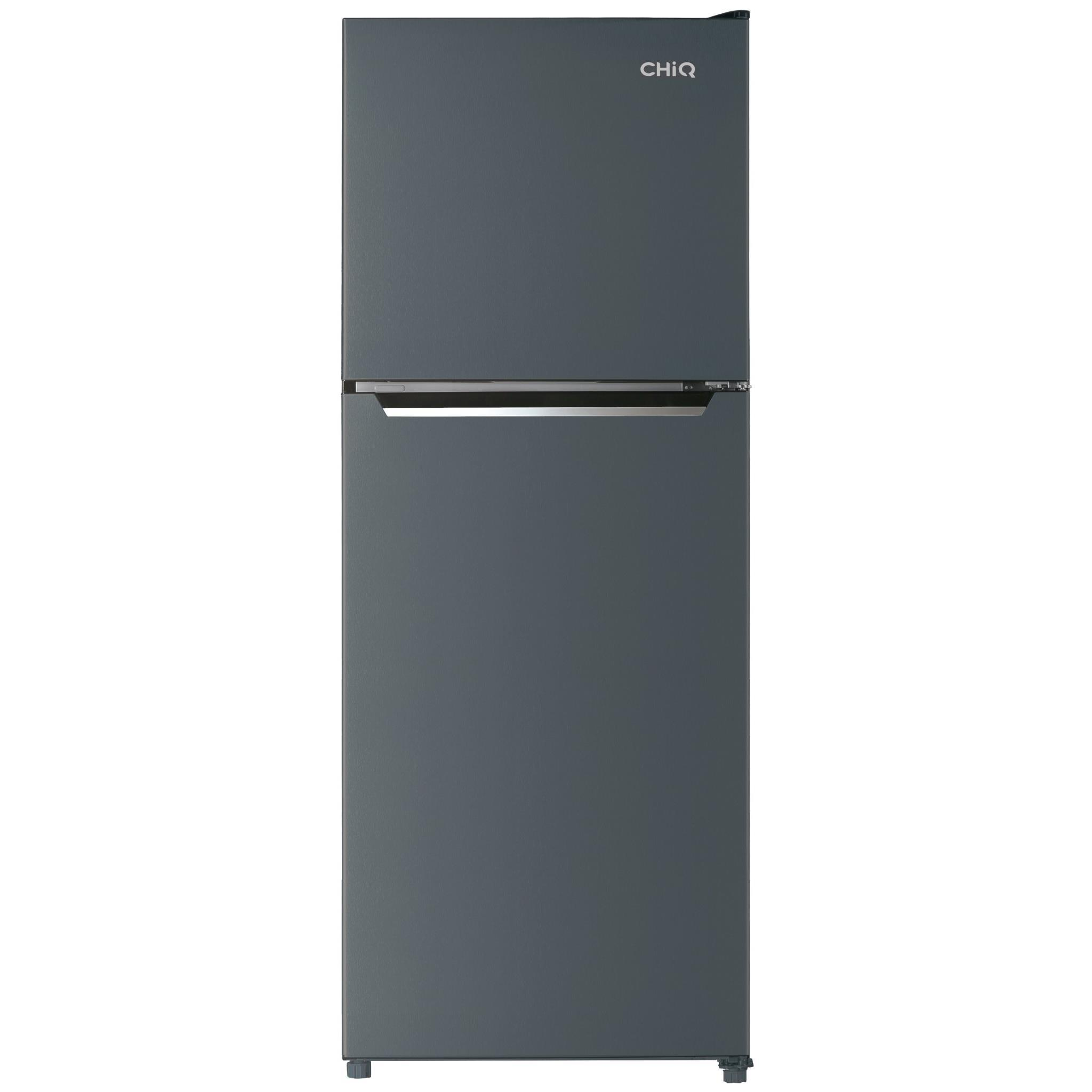 CHiQ CTM318B 318L Top Mount Fridge (Black Steel)