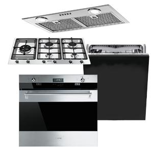 Smeg Ultimate Entertainers Package ULTIMATEPACK