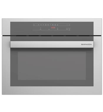 Barazza 1FVCFY 45cm Compact Feel Electric Built-In Combi-Steam Oven