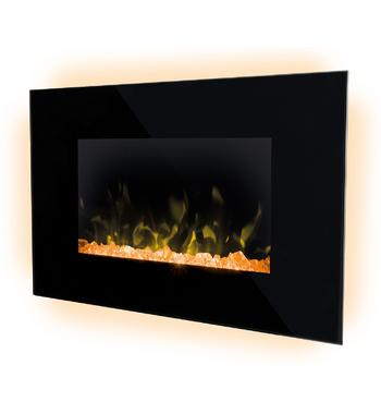 Dimplex Toluca Deluxe Wall Mounted Electric Fire Heater TLC20LX-AU