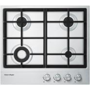 Fisher & Paykel – CG604DX1 – 60cm Gas on Steel Cooktop