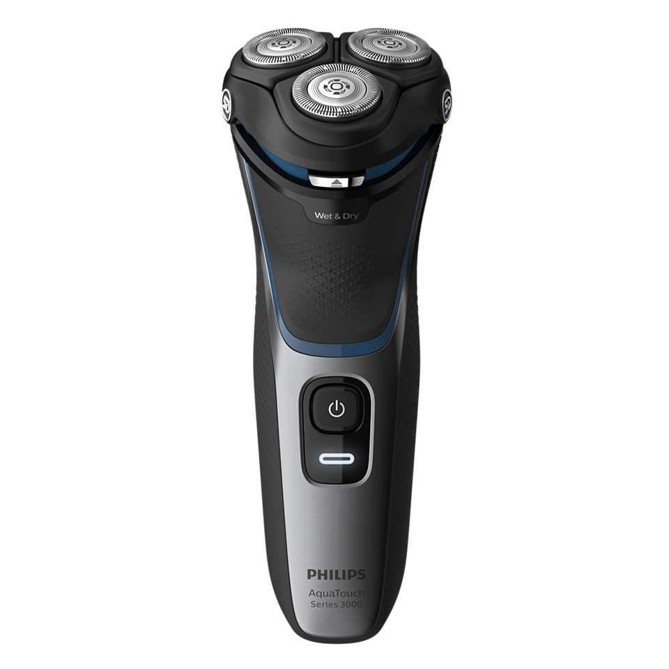 Philips AquaTouch 3000 Wet or Dry Electric Shaver