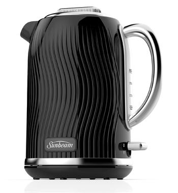 Sunbeam KE2500KP Coastal Collection Kettle – Black Pearl