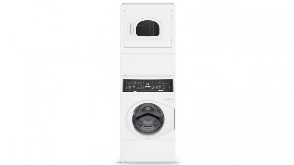 Speed Queen 10kg/9kg Stacked Electric Washer Dryer Combo with Touch Control