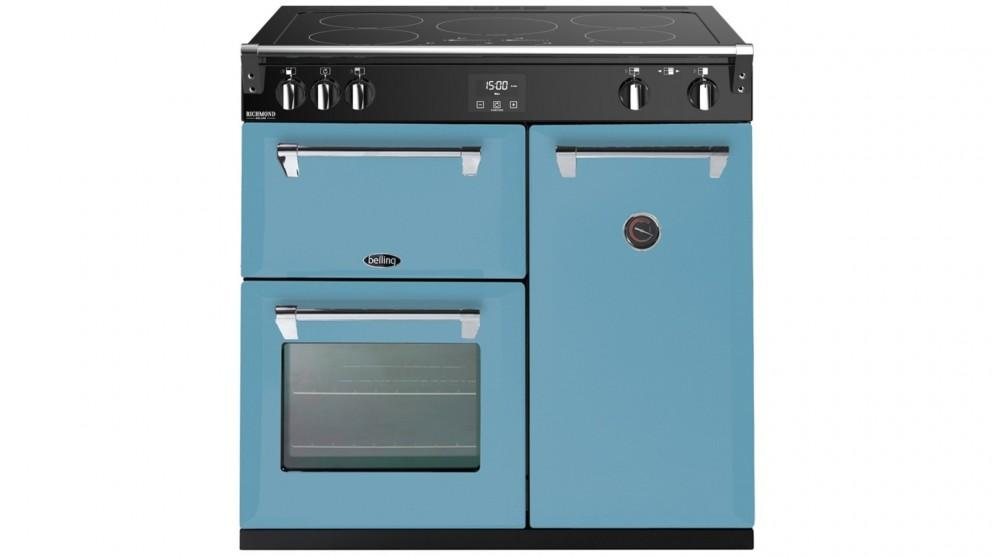 Belling 900mm Colour Boutique Deluxe Induction Freestanding Cooker – Day's Break