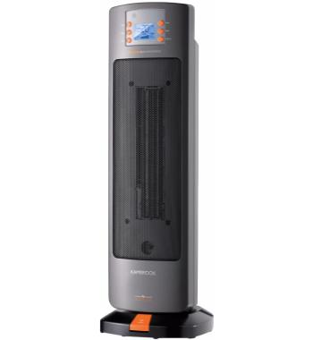 Kambrook 2KW Electric Ceramic Tower Heater KCE340GRY