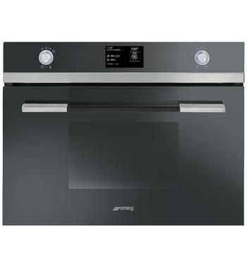 Smeg SFA4130VCN 60cm Linear Aesthetic Combi-Steam Oven