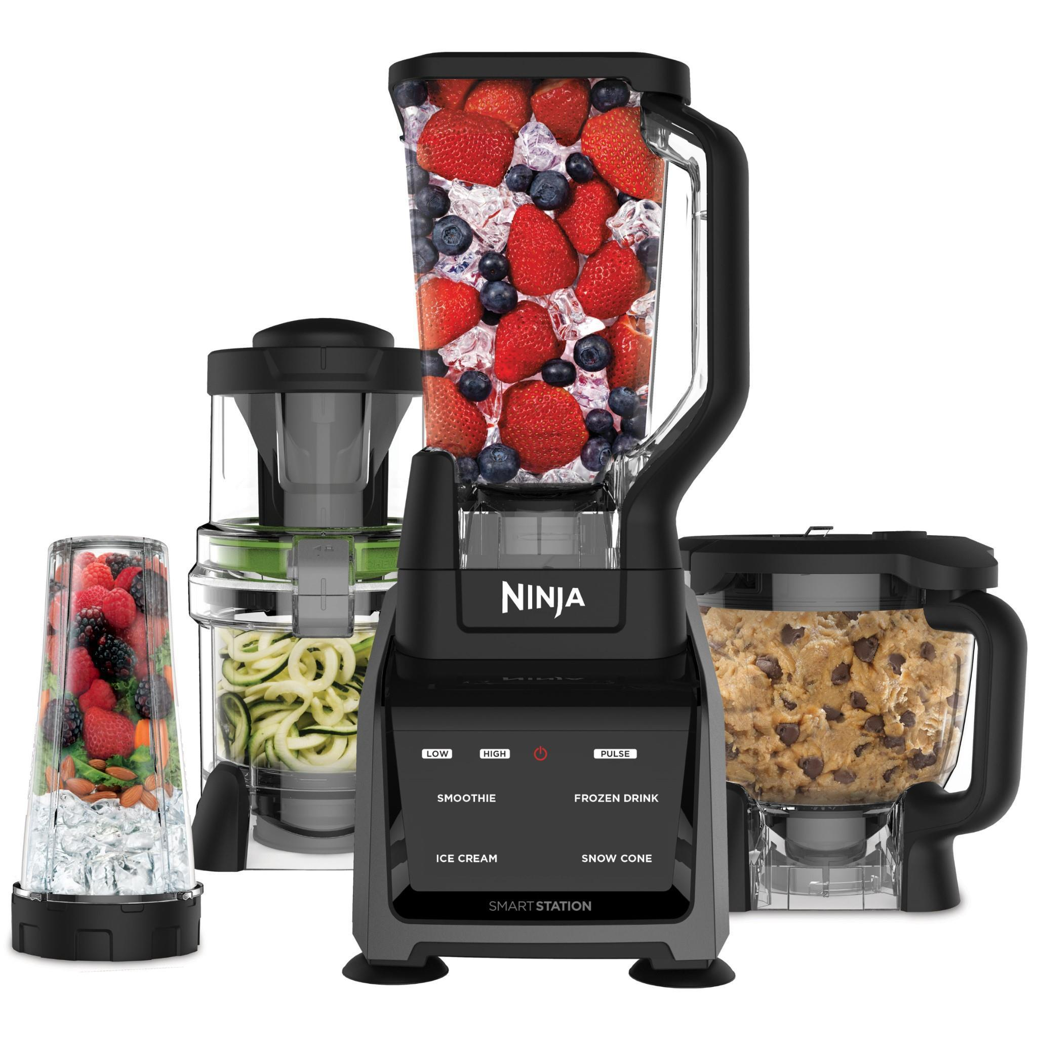 Nutri Ninja 1200W IntelliSense Ninja Kitchen System