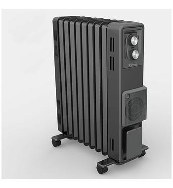 Dimplex 2.4kW Oil Free Column Heater with Thermostat and Turbo Fan ECR24FA