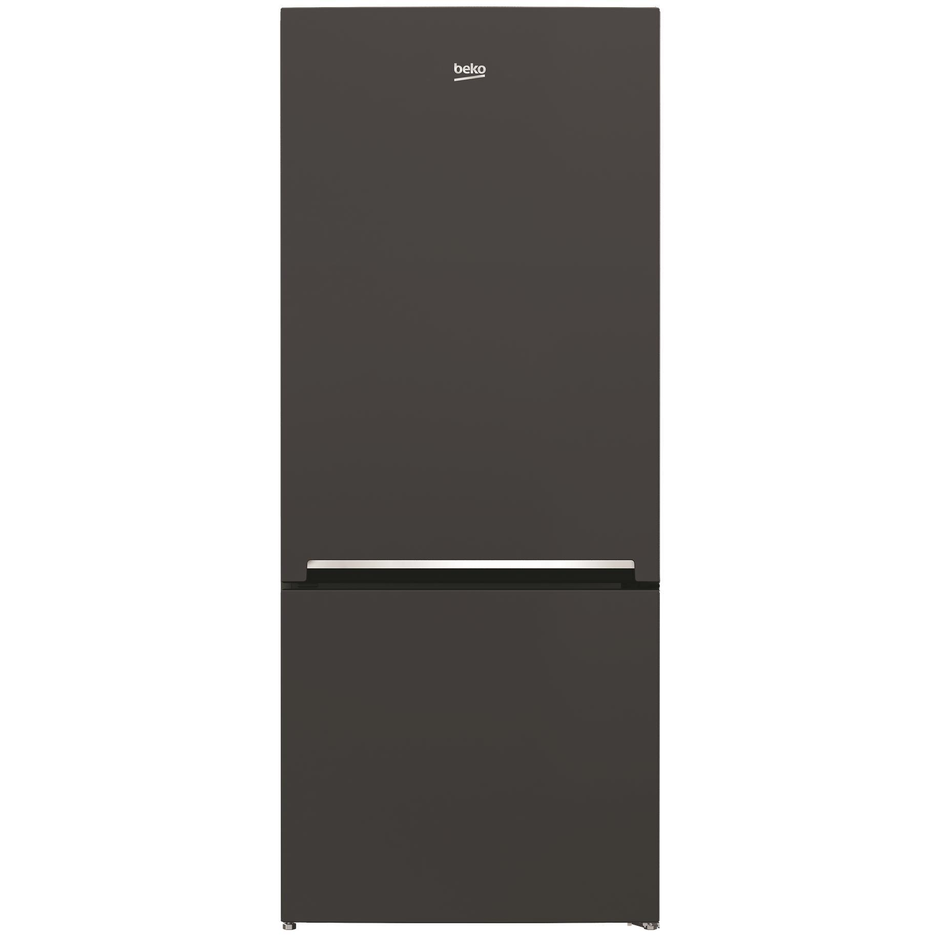 Beko BBM450AN 450L Bottom Mount Fridge (Anthracite)
