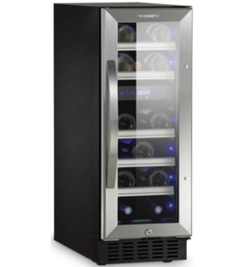 Dometic 17 Bottle Dual Zone Wine Storage Cabinet S17G