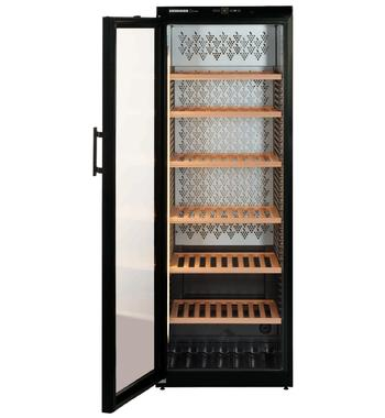 Liebherr 195 Bottle Wine Storage Cabinet WKB4612LH