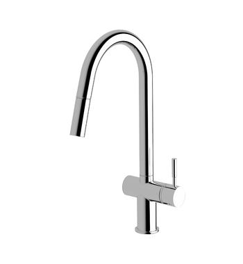 Sussex Taps VSMPO Chrome Voda Pull Out Sink Mixer Tap