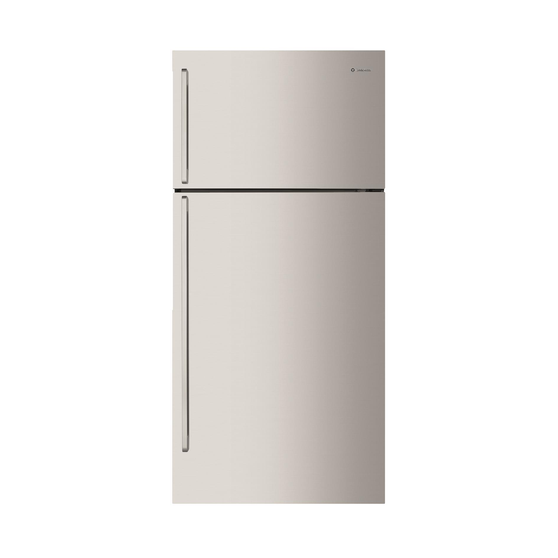 Westinghouse WTB5404SB 536L Top Mount Fridge (S/Steel) [Right]