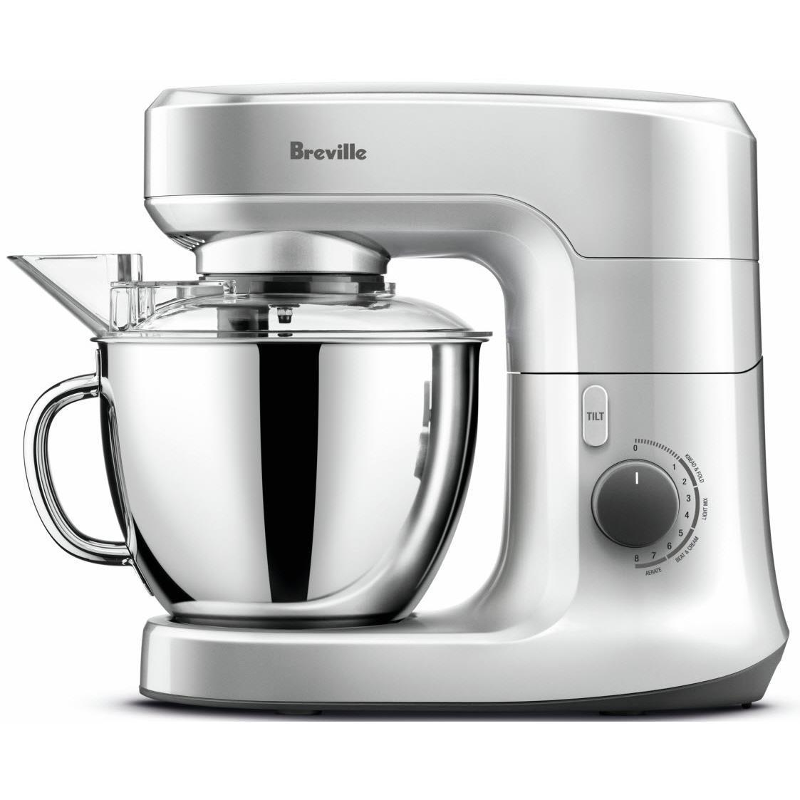 Breville the Scraper Beater (Silver)