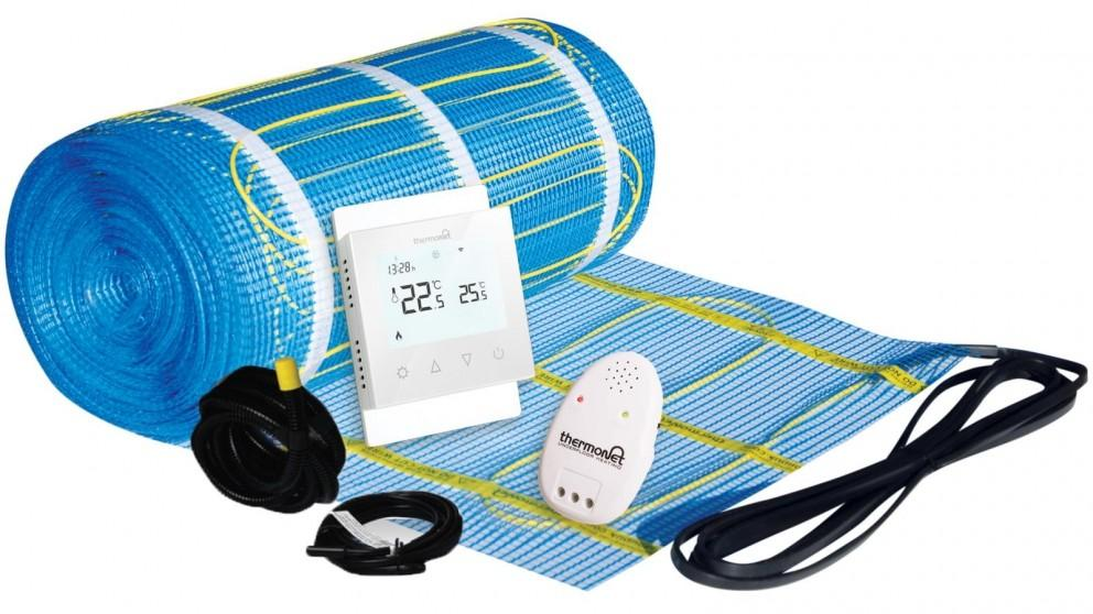 Thermogroup Thermonet 4.0 Sqm Undertile Heating Kit with Programmable Thermostat