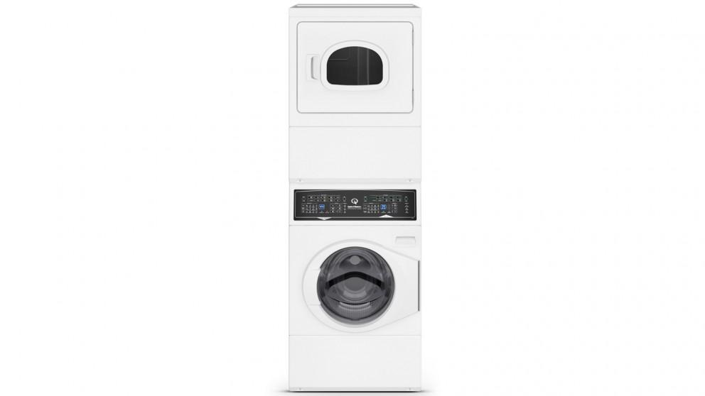 Speed Queen 10kg/9kg Stacked Gas Powered Washer Dryer Combo with Touch Control