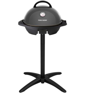 George Foreman GGR300AU Indoor/Outdoor Electric BBQ with Grill