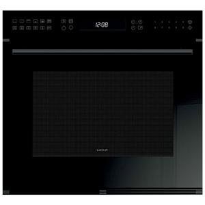 WOLF 76cm E Series Contemporary Built-In Oven ICBSO30CEBTH