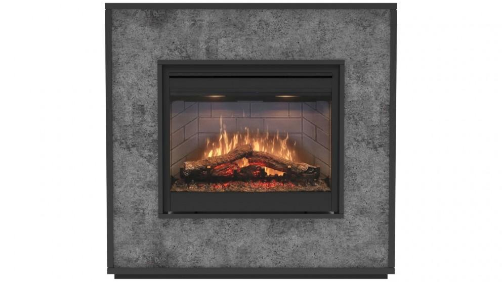 Dimplex 2kW Atlantic Suite with 26-inch LED Firebox