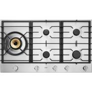 Asko – HG1986SD – 90cm Gas Cooktop – Stainless Steel