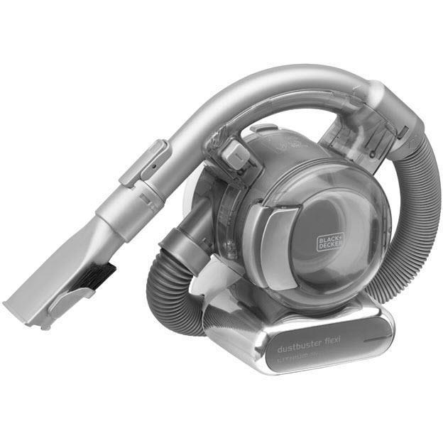 Black & Decker 18V Lithium-ion Dustbuster Flexi Hand Vacuum