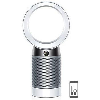 Dyson Pure Cool Desk Fan (White/Silver)