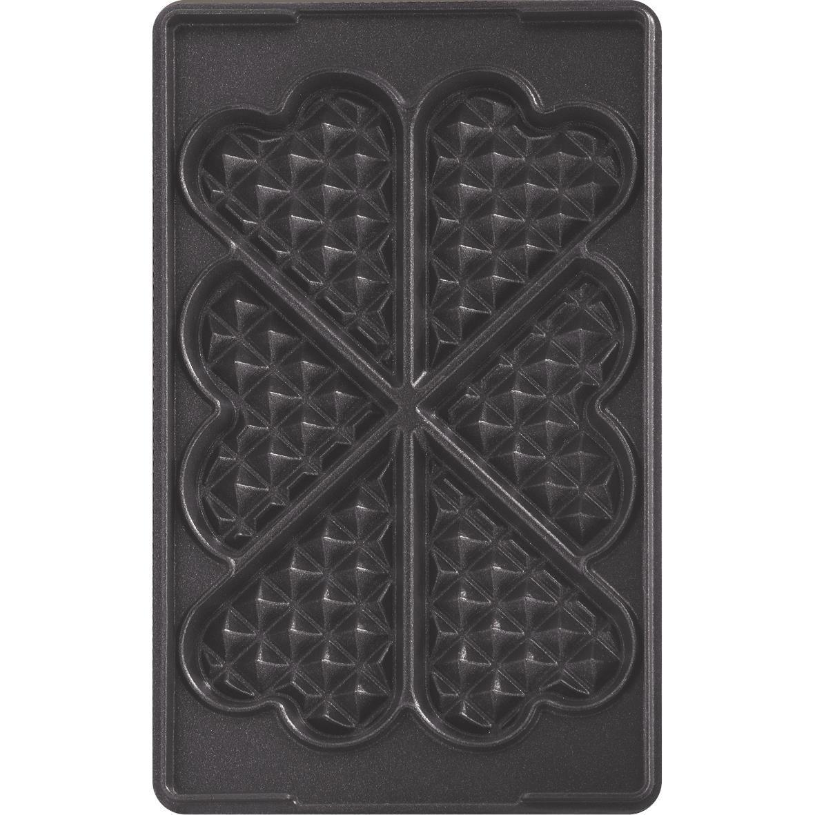 Tefal Snack Collection Heart Waffle Plate