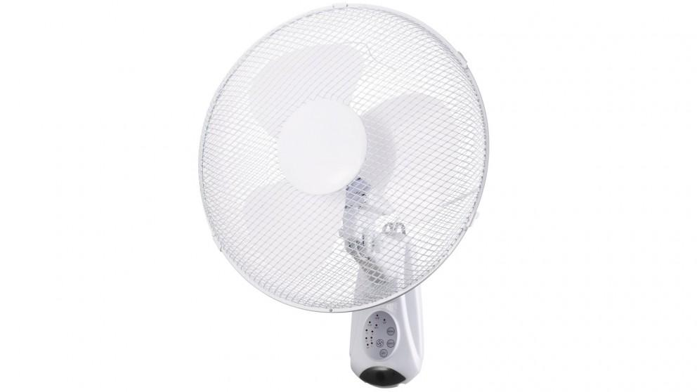 Goldair Select 40cm Wall Fan with Remote