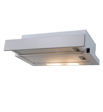 Euro Appliances EVR60FVSS 60cm Retractable Rangehood