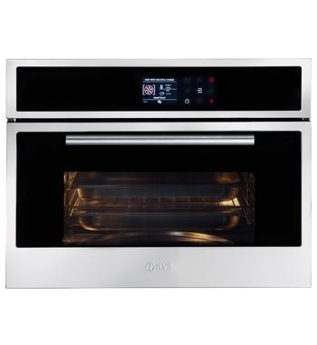 ILVE ILCS45X 45cm Compact Built-In Combi-Steam Oven