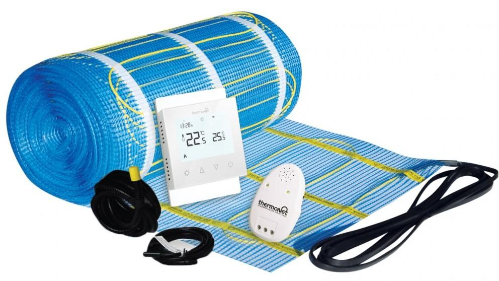 Thermogroup Thermonet 2.5 Sqm In Screed Heating Kit with Programmable Thermostat