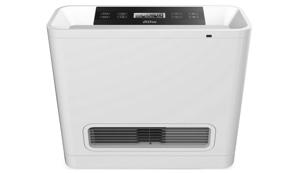 Omega Altise 25MJ Natural Gas Convection Heater – White