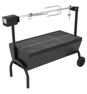 Charmate CSB002 Charcoal Spit Roaster Large