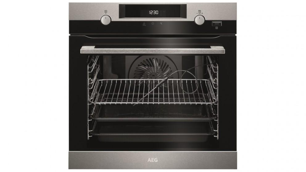 AEG 600mm SteamBake Pyroluxe Oven