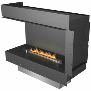 Planika 79cm Fire Line Automatic 3 with 100cm Forma Casing FLA3790/1000FORMA