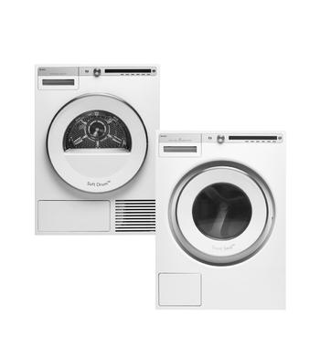 Asko 10kg/10kg Laundry Package W4104C.WT410HD.W