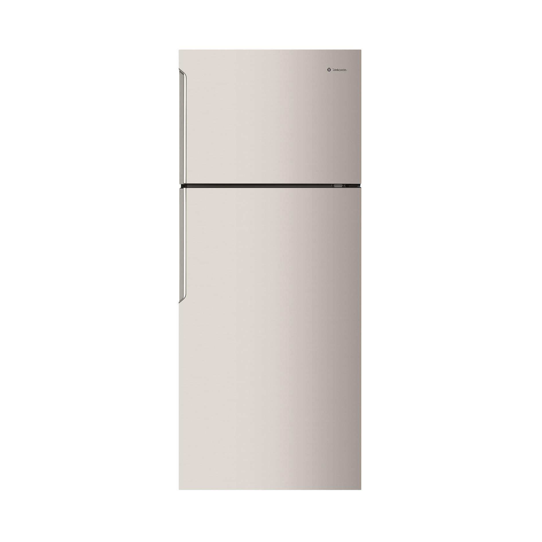 Westinghouse WTB4600SB 460L Top Mount Fridge (S/Steel) [Right]